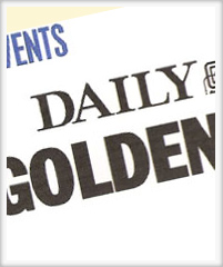 Daily News - Golden Gloves