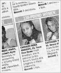 Daily News - Golden Gloves Fighters